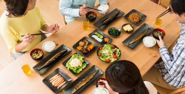 生活習慣での良い食事