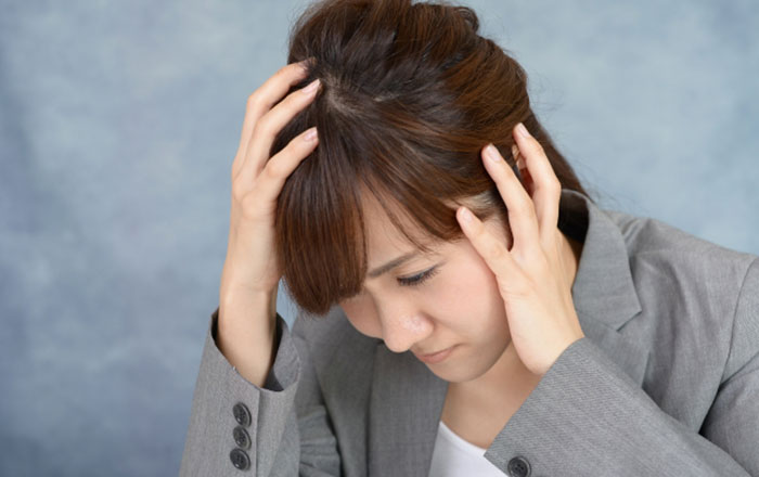 脳梗塞の前兆