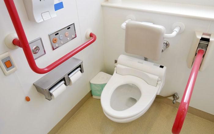 トイレ介助